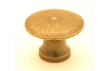 Knop brons antiek 18mm