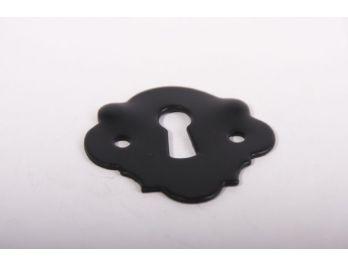 Sleutelrosas voor baardsleutel zwart 42mm