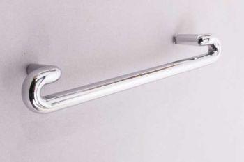 Retro keuken- of meubelhandgreep voor lade of deur chroom 128mm