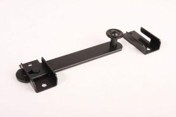Hefboompje - sluiting zwart 160mm