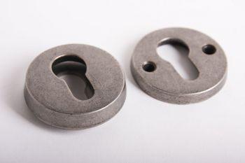 Veiligheidsrozet voor profiel-cilindersloten