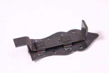 Schuifje zwart/grijs