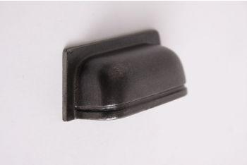Greep tinkleur of roest 90mm - klassieke komgreep 32mm