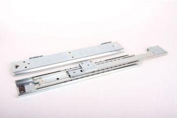 Kogel ladegeleider zwaar 100% uittrekbaar 400mm per paar