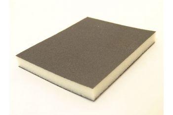 Schuurblokje per 10, 20 of 250 stuks korrel 100 of 220 dun 13mm