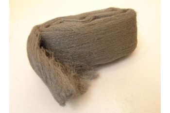 Metalino staalwol 00 middelfijn Silverfox 175 of 450 gram